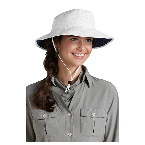 7c178325a05 Coolibar UPF 50 Plus Featherweight Bucket Hat